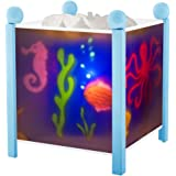 Trousselier - Veilleuse - Lanterne Magique Mer - Bleu