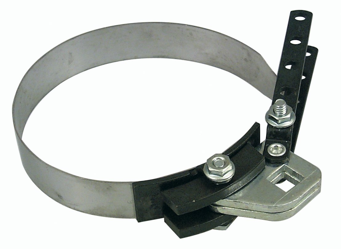 Lisle 53100 Adjustable Oil Filter Wrench Lisle Corp