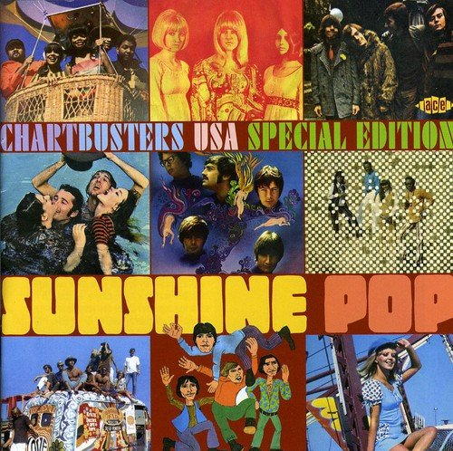Chartbusters USA Special Edition: Sunshine Pop (Chartbusters Cd)