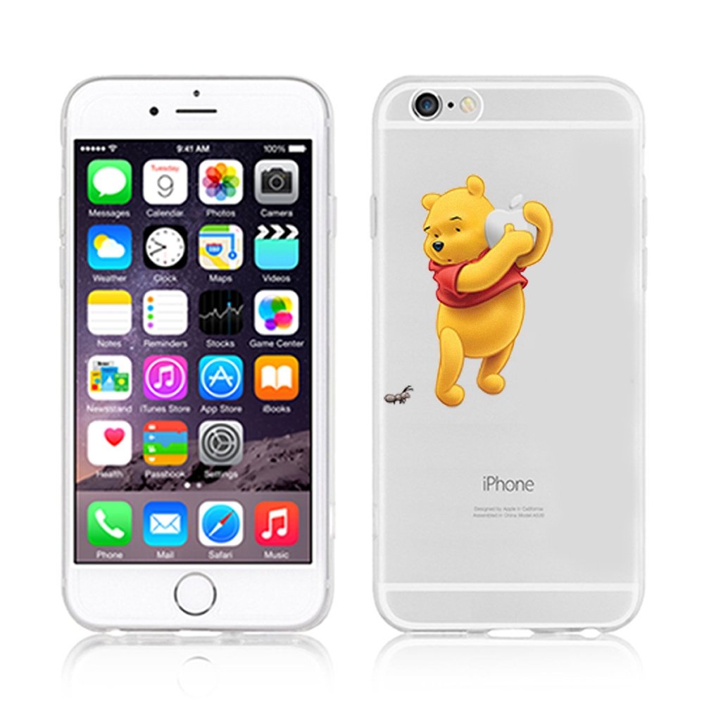 coque iphone 5 winnie l'ourson