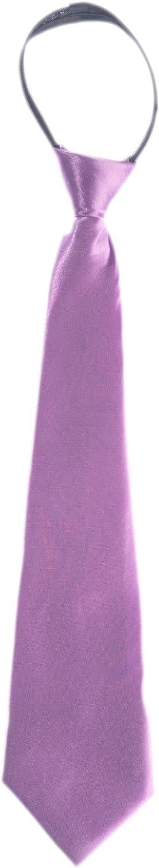 KS Niño corbata corbata Bebé corbata boda Comunión Lila Morado ...