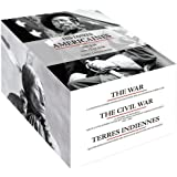 Histoires américaines - Coffret - The War + Civil War + Terres indiennes