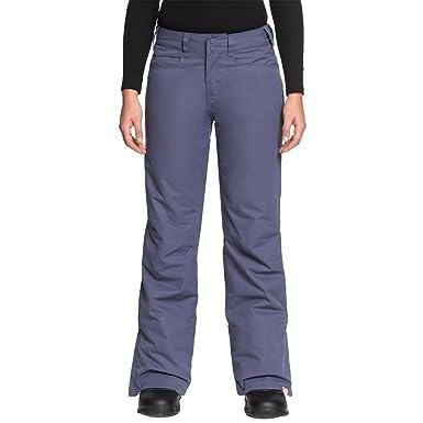 d2b6f485a545c Amazon.com: Roxy Snow Junior's Backyard Regular Fit Snow Pant: Clothing