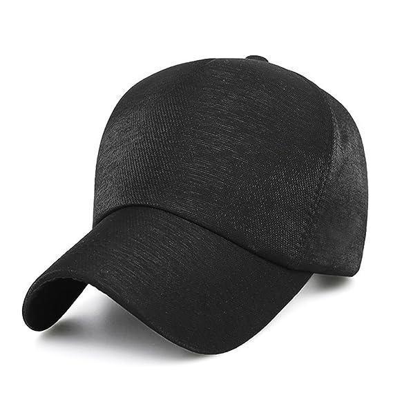 dbec75e215a kelaTSI Women s Hats Women Fashion Hip Hop Solid Color Baseball Cap  Outdoors Sports Snapback Hat Applicable