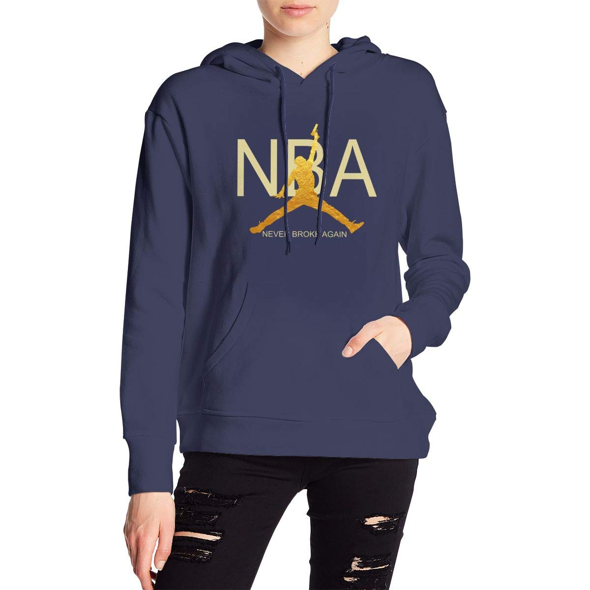NBA Young-boy Theme Fashionable Beautiful Womens Hoodies