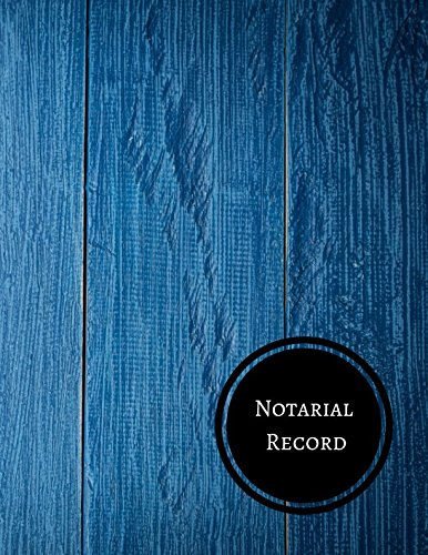 Download Notarial Record: Notary Log PDF