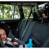 Baby-Backseat-Mirror-for-Car-View-Infant-in-Rear-Facing-Car-Seat-100-Lifetime-Satisfaction-Guarantee-Best-Newborn-Safety-With-Secure-Headrest-Double-Strap-Essential-Car-Seat-Accessories