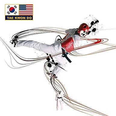 Amazon com: Mooto Extera S5 Taekwondo Sparring Uniform Dobok