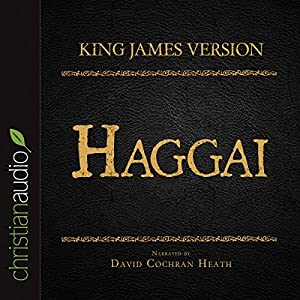 Holy Bible in Audio - King James Version: Haggai Audiobook