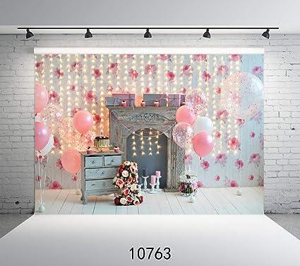 Amazon Damier 7ftW X 5ftH Baby Girls 1st Birthday