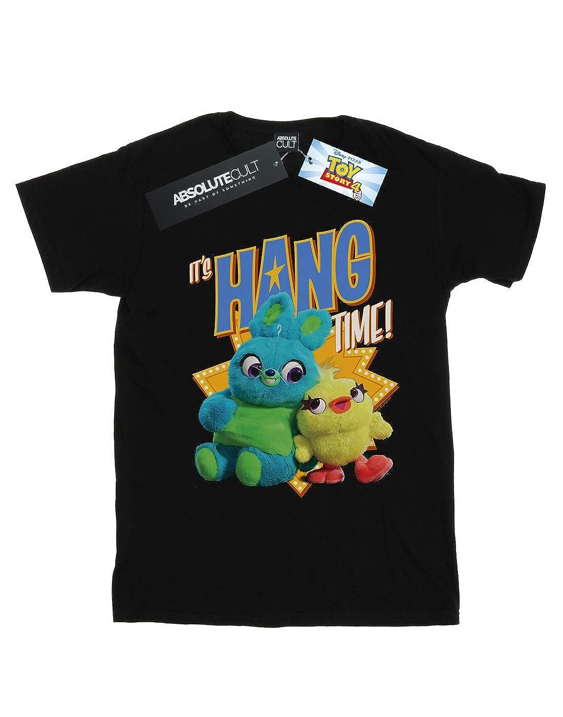 Disney Boys Toy Story 4 Its Hang Time T-Shirt