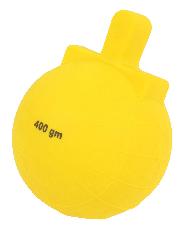 VINEX Pelota para el entrenamiento de lanzamiento de jabalina - 1000 gramos - amarillo HAEST