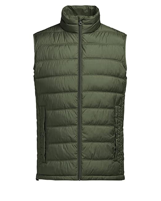 competitive price 04baa 15cbb Gilet Jack & Jones JFK: Amazon.it: Abbigliamento