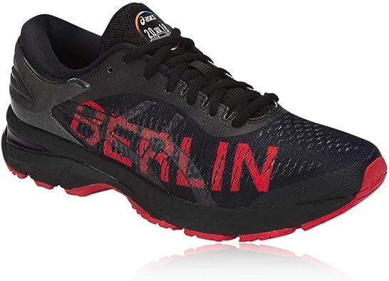 ASICS Gel-Kayano 25 Berlin Zapatillas para Correr - SS19-51.5: Amazon.es: Zapatos y complementos