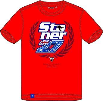 Amazon Com Casey Stoner T Shirt Tribute Motogp Official 2020 Clothing