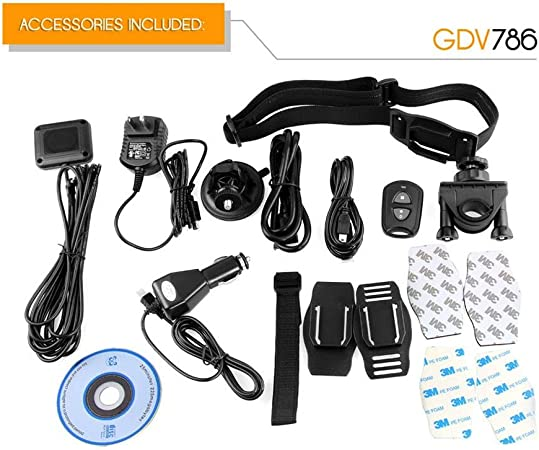 Gear Pro GDV786GOR product image 3