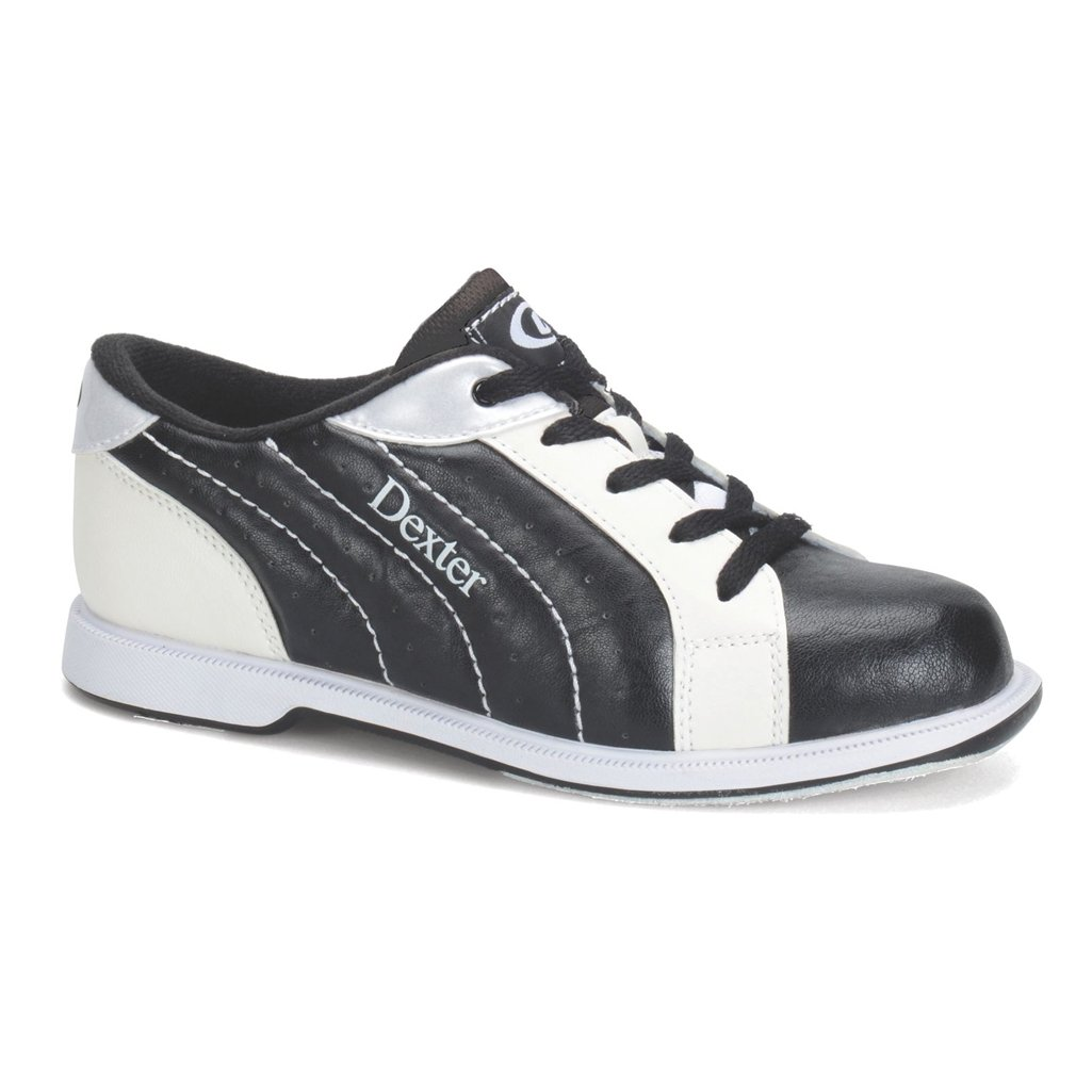 Dexter Womens Groove II Bowling Shoes (9 M US, Black/White)