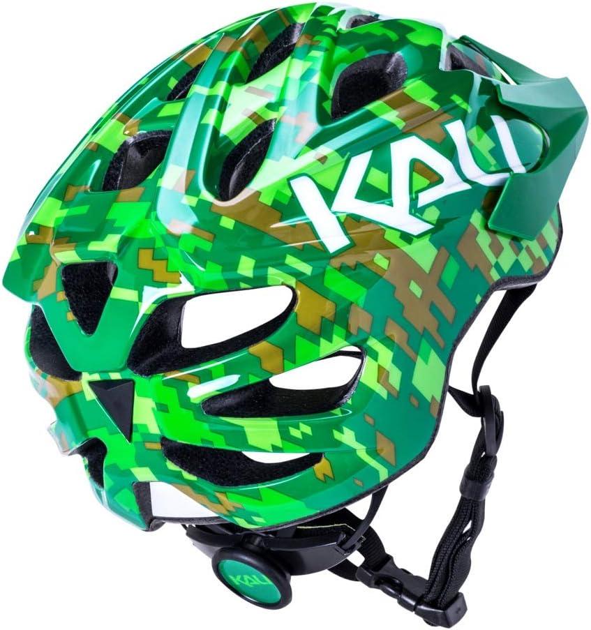 Kali Protectives Chakra Youth Casque Pixel jeunesse noire taille unique