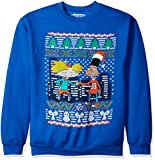 Nickelodeon Mens Hey Arnold Ugly Christmas Sweatshirt