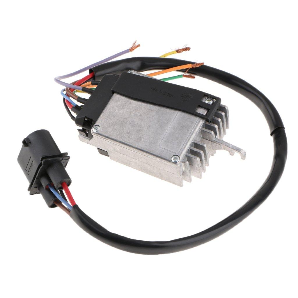 MagiDeal Modulo Controllo Ventole Auto Radiatore 8e0959501ag In Materiale Plastica E Metallo Per Automobili