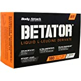 Body Attack Betator à Action Rapide Capsules Liquides 180 Pièces