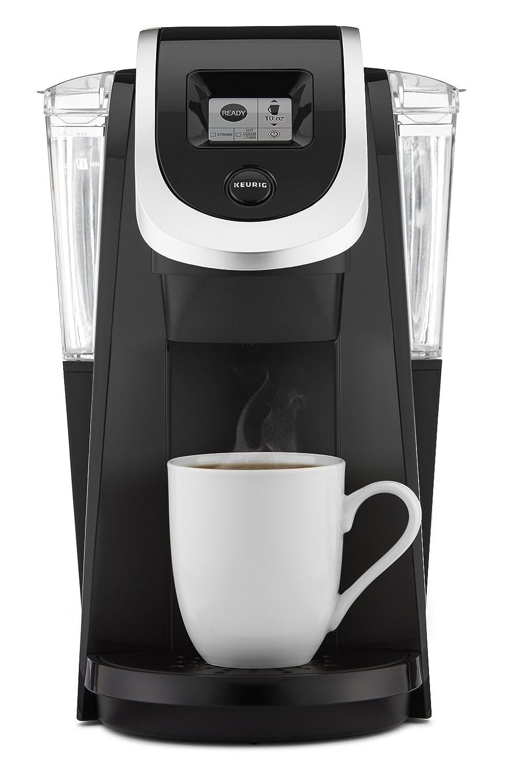 Amazon.com: Keurig K250 Single Serve, Programmable K-Cup Pod Coffee Maker,  Black (Discontinued): Kitchen & Dining
