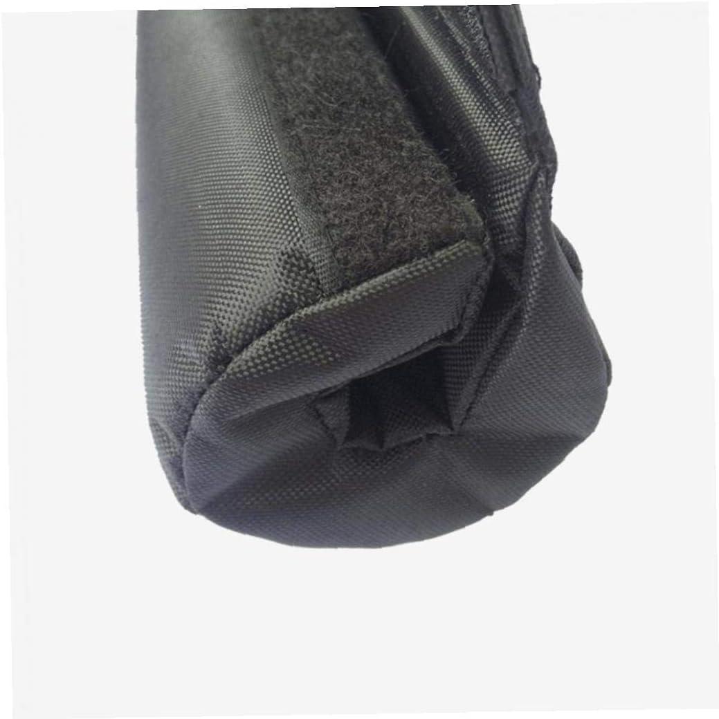 Barbell Squat Pad Halt/érophilie Pad Mousse Barbell Pad Pee Squats de Protection pour Le Cou et l/épaule Noir