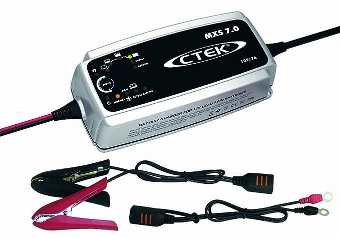 150 opinioni per CTEK MXS 7.0 Caricabatteria 12V-7A
