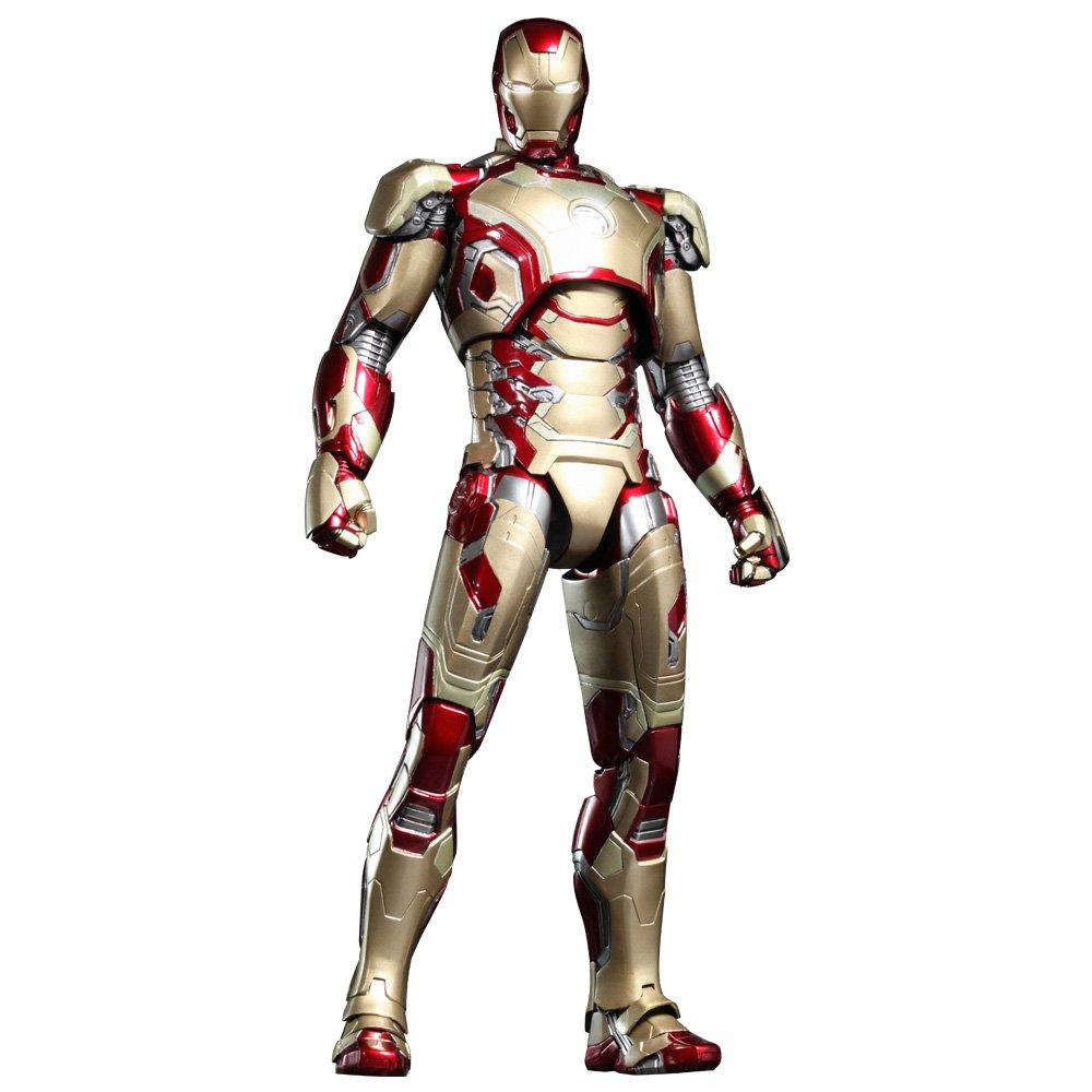[Film-Meisterwerk DIECAST] [Iron Man 3] 6 Scale Figure Iron Man Mark 42 (Sekundärtransporte)