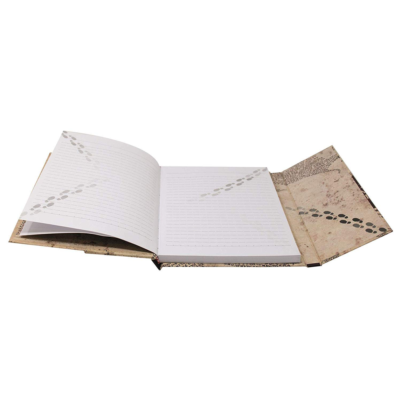 Amazon.com : Harry Potter Magnetic Notebook - Marauders map ...