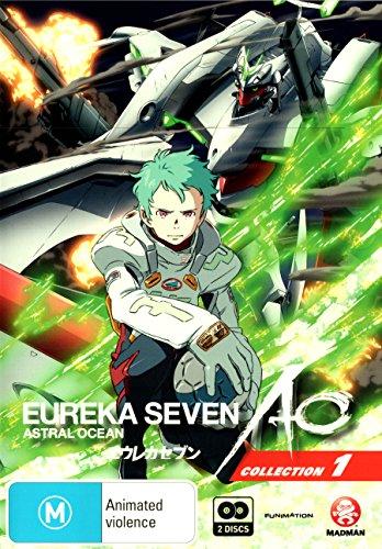 eureka 7 manga collection - 5
