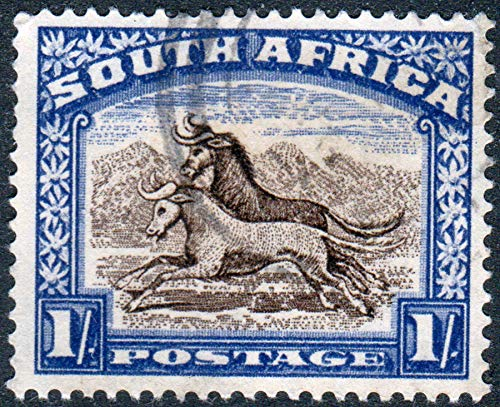 (South Africa Animal Postage Stamp)