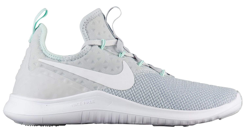 Nike Women's Free TR 8 Training Shoe Pure Platinum/White/Igloo (6 B US)