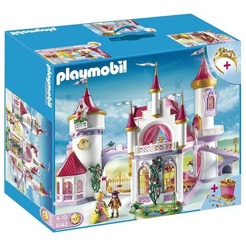 (PLAYMOBIL Princess Fantasy Castle (Renewed))
