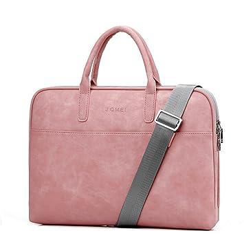 Beau design Pré-commander magasin Sacoche tendance en cuir J.Qmei pour ordinateur portable pour femme 13'',  13,3'', 14'', 15'', 15,6'', 17'', 17,3'' pour MacBook Air Pro style ...