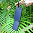Best Solar Cell Phone Charger New Upgraded Dual Panel Design-Highest Efficiency-Weather Proof, Dual USB, LED Torch Light **100% Money Back Guarantee**