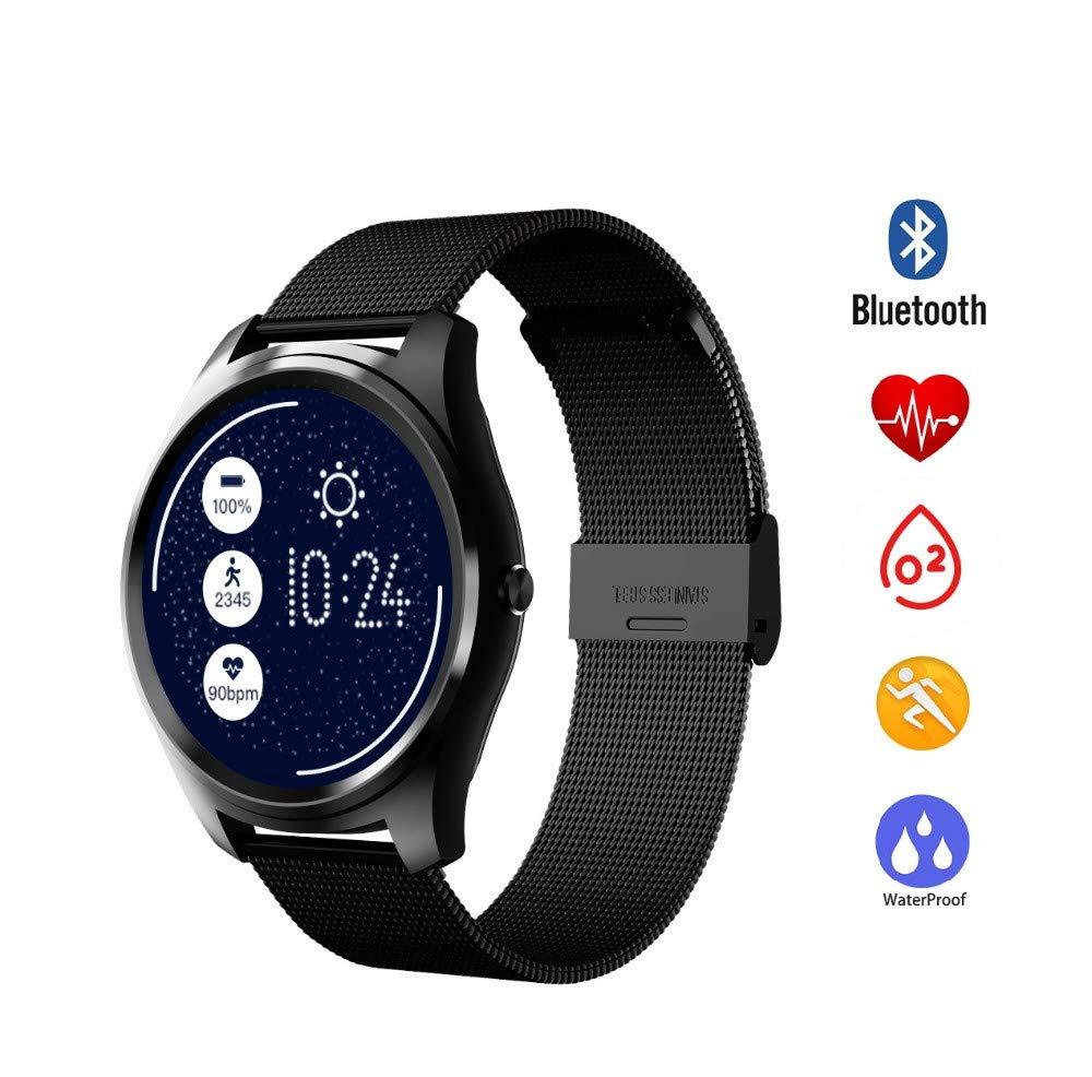 Amazon.com: Smart Watch Fitness Tracker,SmartWatch X8 Heart ...
