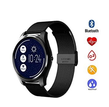 Amazon.com: Smart Watch Fitness Tracker,SmartWatch X8 Heart ...