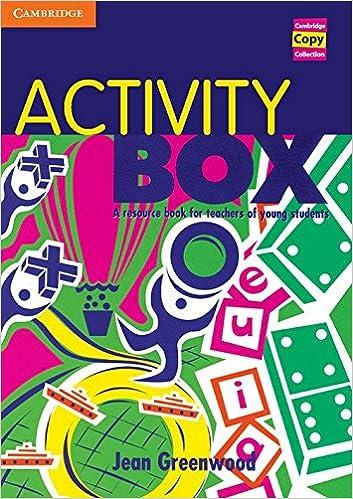 Descargar Epub Gratis Activity Box: A Resource Book For Teachers Of Young Students