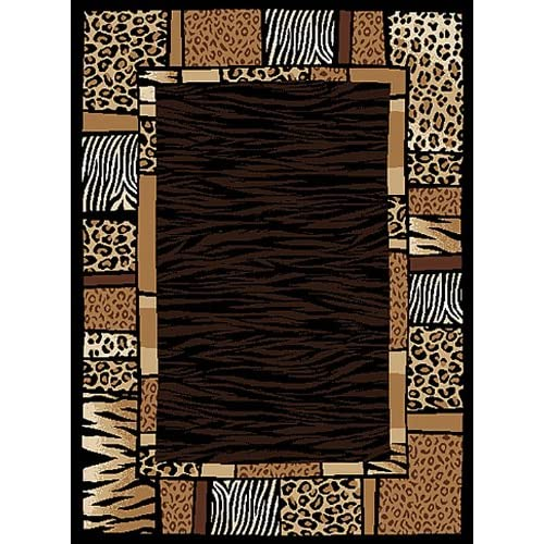 Animal Print Area Rugs: Amazon.com