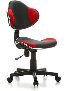 Juniorgr/ö/ße, ideal f/ür Kinder Trust GXT 702 Ryon Junior Gaming-Stuhl