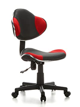 hjh OFFICE 633002 Kiddy GTI-2 - Silla de escritorio para niños ...