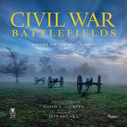 """Walk in the footsteps of history with this stunning volume that brings more than thirty Civil War battlefields to life.  From the """"First Battle of Bull Run"""" to Lee's surrender at Appomattox Court House four years later, this book celebrates the hist..."""