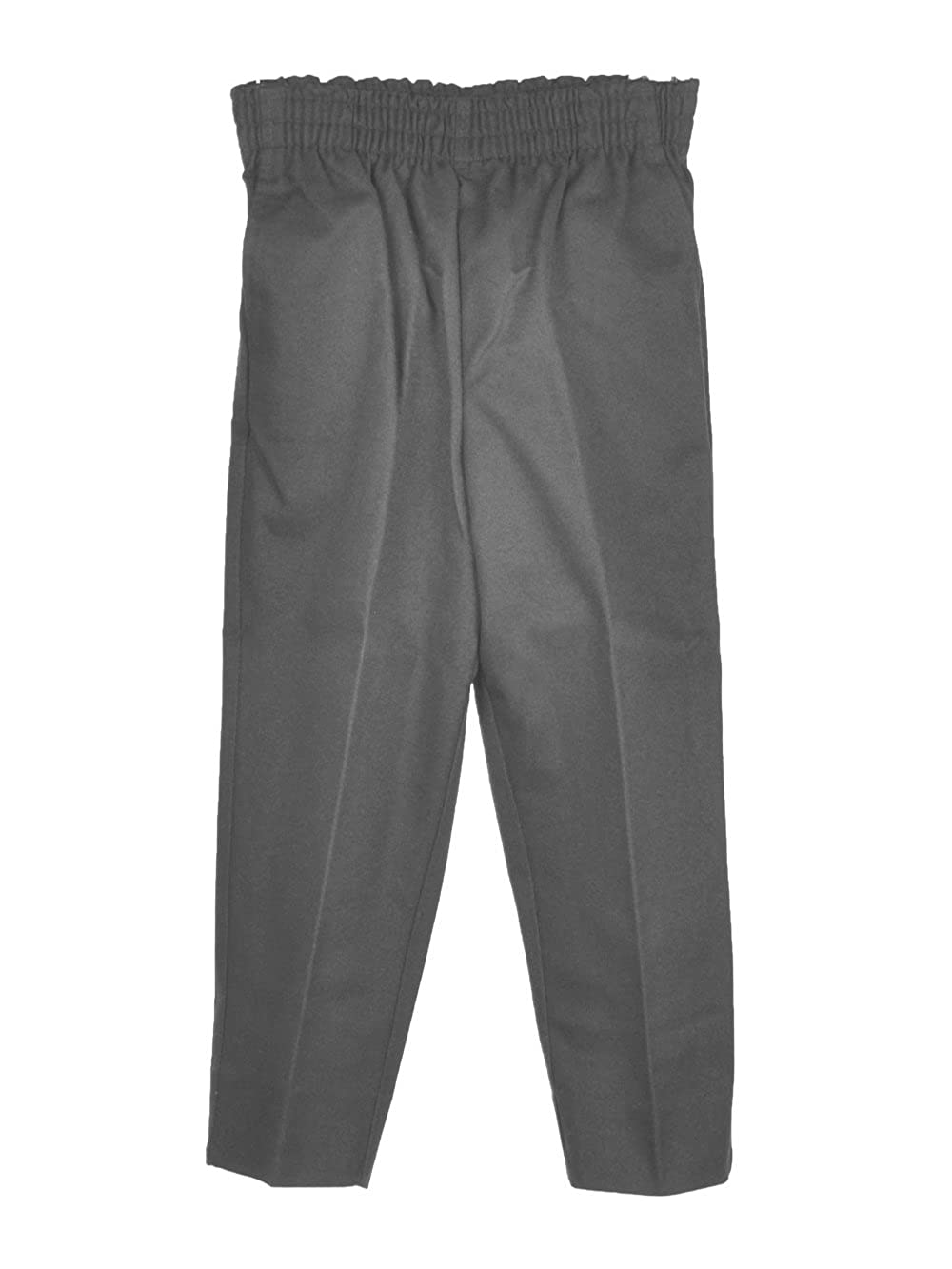Rifle Little Boys' Fully Elastic Pull-On Flat Front Pants 4