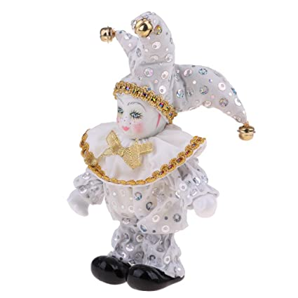 Amazon com: Prettyia Adorable Victorian Porcelain Dolls Baby Angel