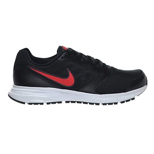 Nike Downshifter 6 Men's Shoes Black/University Red/Anthracite/White  684652-031