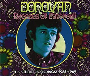 Breezes of Patchouli: His Studio Recordings 66-69