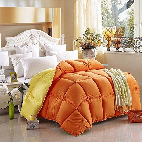 down comforter queen colored - 7
