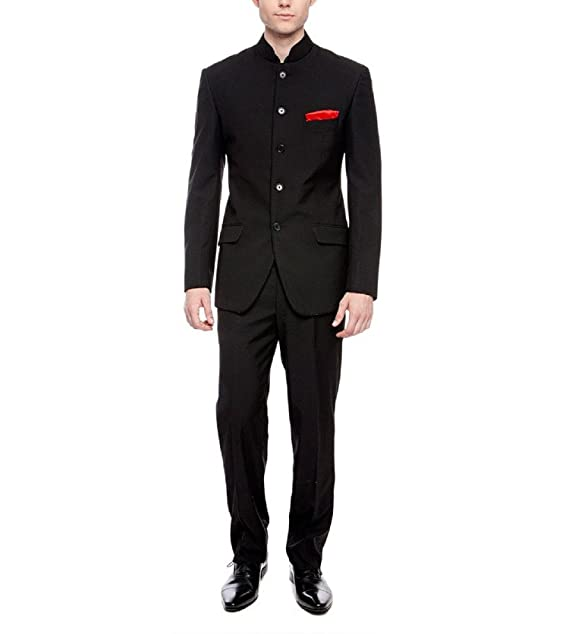 Royal Kurta Mens Viscose Bandhgala Suit