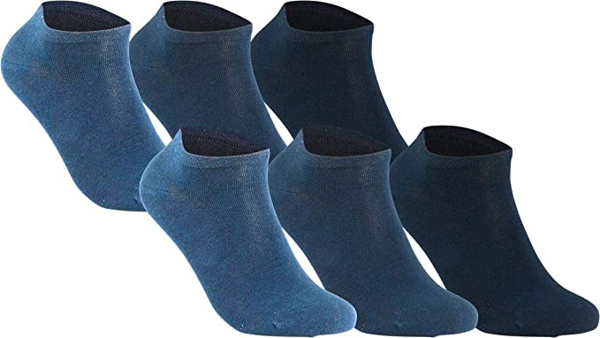 Vitasox Calcetines tobilleros de caballero 31053 de algodón, de ...